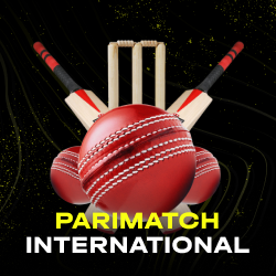 bet on cricket online with Parimatch